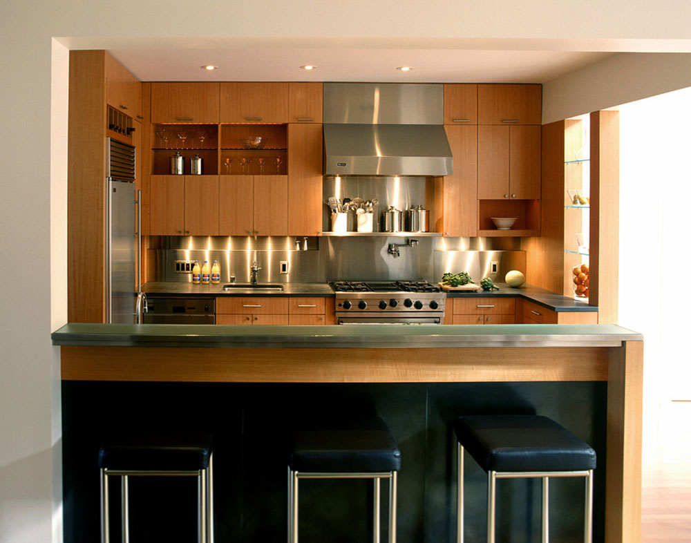 Stainless Steel-Backsplash-Benefits-Tips-and-Ideas2 Stainless Steel-Backsplash - Benefits, Tips and Ideas