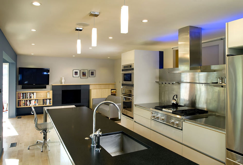 Stainless Steel Backsplash Benefits-Tips-and-Ideas4 Stainless Steel Backsplash - Benefits, Tips, and Ideas