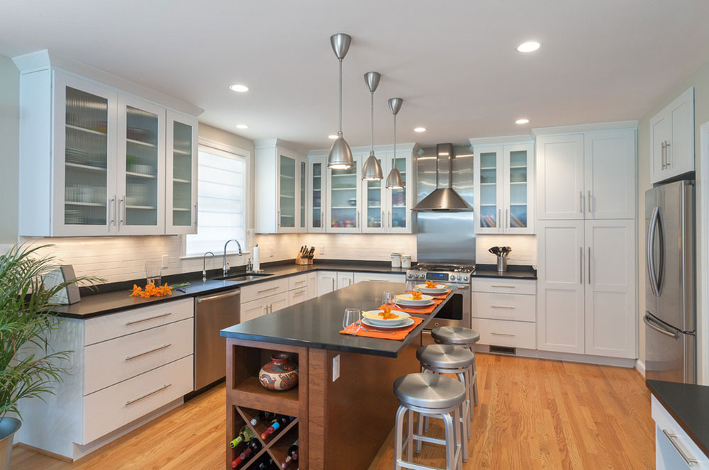Stainless Steel Backsplash Benefits-Tips-and-Ideas8 Stainless Steel Backsplash - Benefits, Tips, and Ideas
