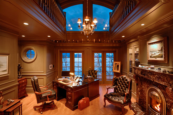 m5 Ardmore Hall luxury residence built by Michael Knight