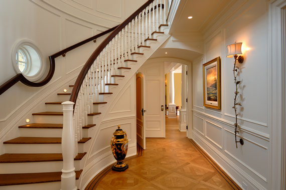 m11 Ardmore Hall luxury residence built by Michael Knight
