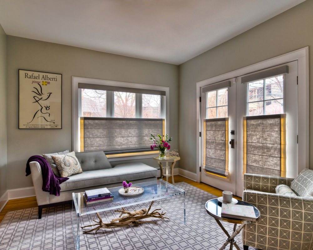 Window treatments for French doors2 window treatments for French doors