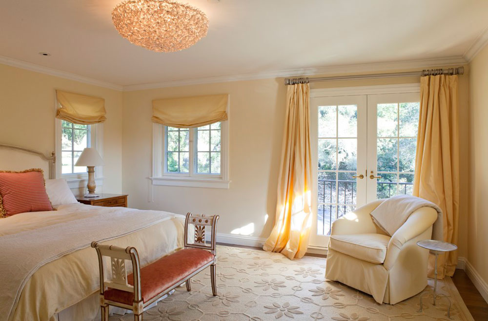 Window treatments for French doors5 window treatments for French doors