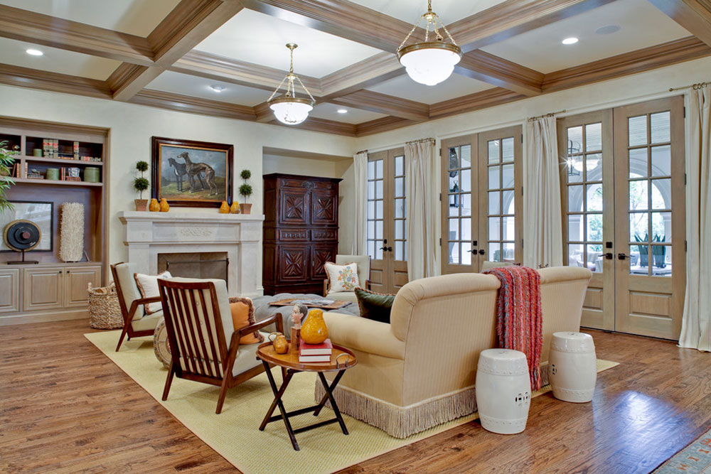 Window treatments for French doors6 window treatments for French doors