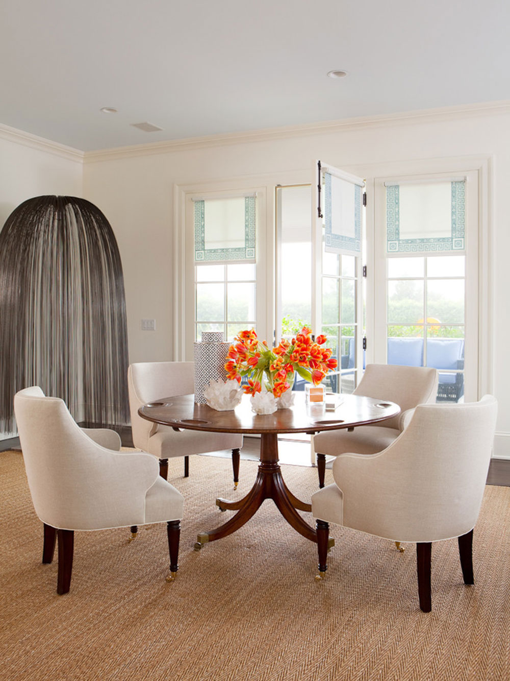 Window treatments for French doors11 Window treatments for French doors