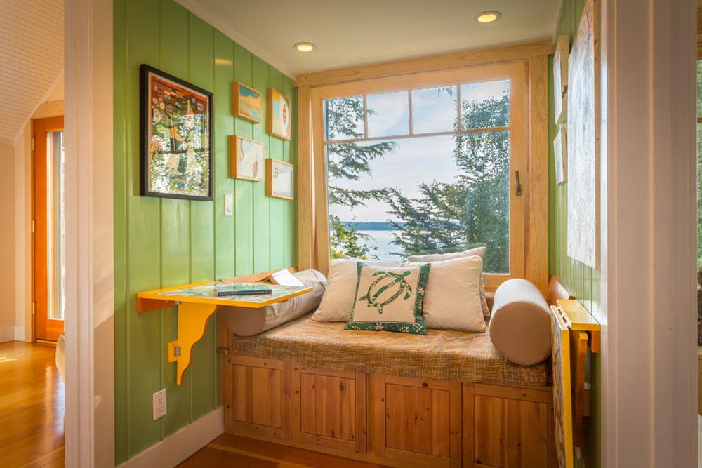 Diy-wall-desk-for-a-pleasant-job5 DIY wall-mounted desk design ideas