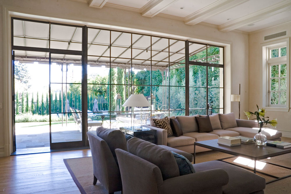Floor-to-Ceiling Window Design Ideas2 Floor-to-Ceiling Window Design Ideas