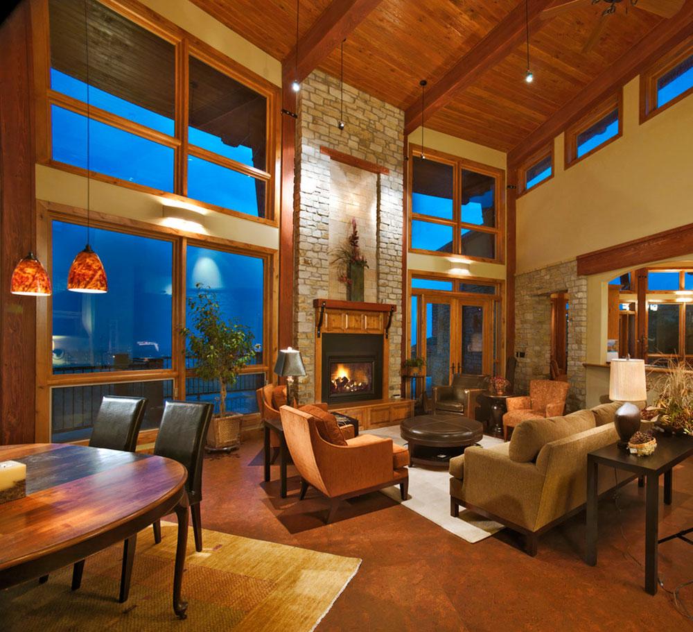 Floor-to-Ceiling Window Design Ideas12 Floor-to-Ceiling Window Design Ideas