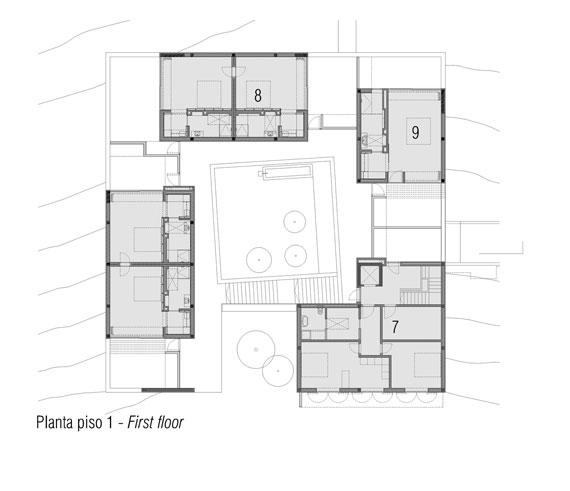casa15 All white walls Villa Extramuros In Arraiolos Designed by Vora Arquitectura