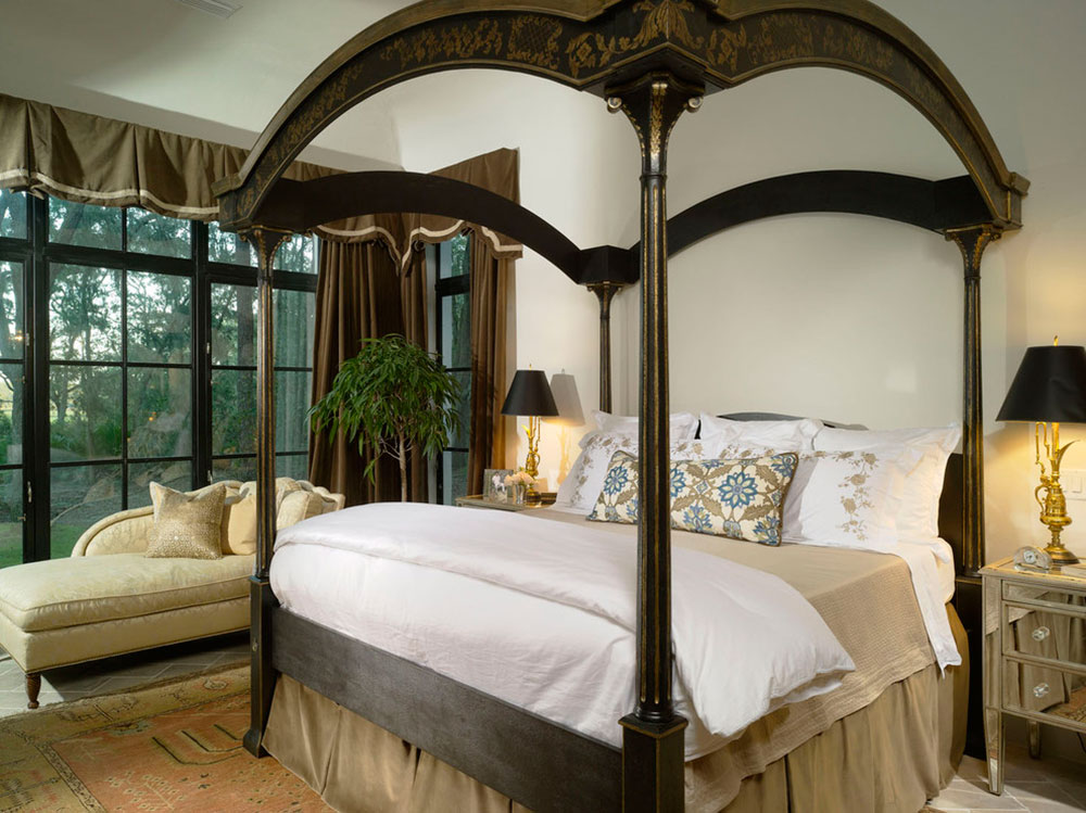 Four-poster bed ideas that will delight your room 11 four poster bed ideas that will delight your room