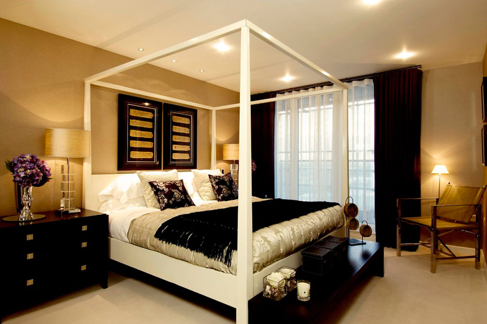 Four poster bed ideas that will delight your room 10 four poster bed ideas that will delight your room