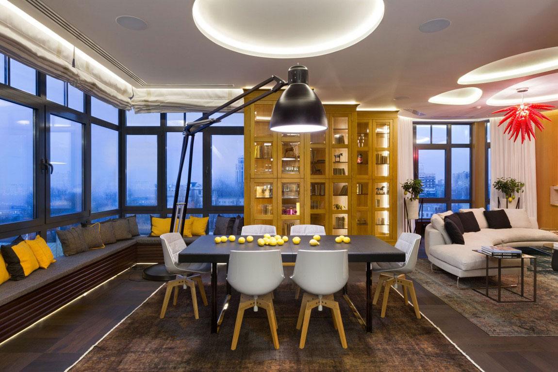 Unforgettable Kiev apartment designed by Studio BARABAN-10 Unforgettable Kiev apartment designed by Studio BARABAN