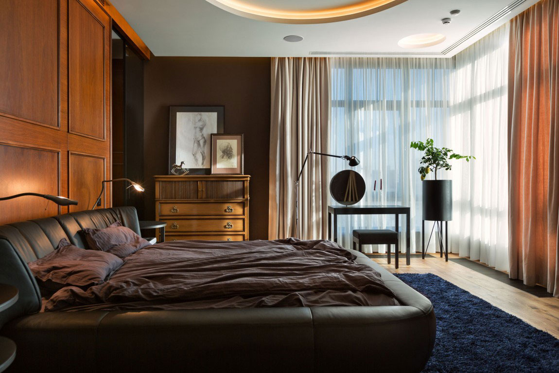 Unforgettable apartment in Kiev designed by Studio BARABAN-15 Unforgettable apartment in Kiev designed by Studio BARABAN
