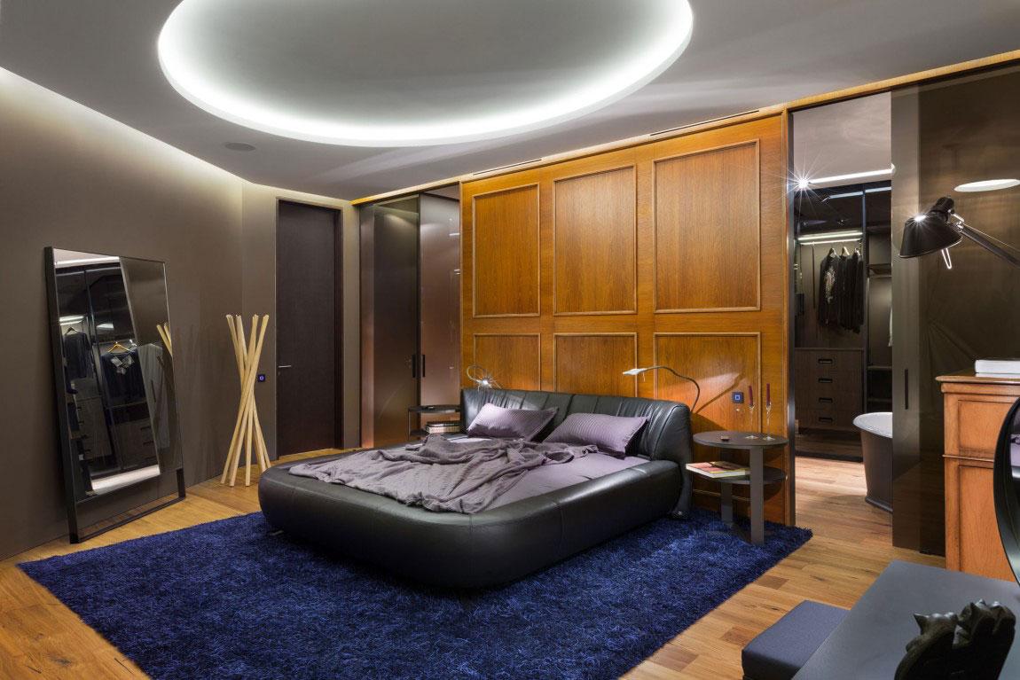 Unforgettable Kiev apartment designed by Studio BARABAN-14 Unforgettable Kiev apartment designed by Studio BARABAN