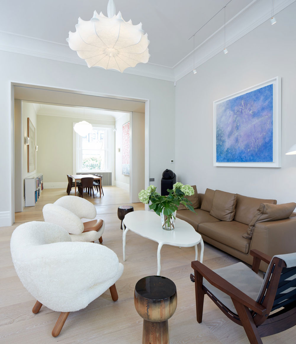 How to decorate with white4 How to decorate with white