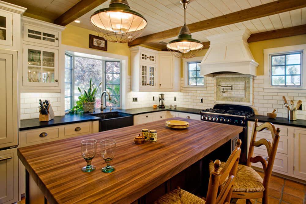 Cottage-style-kitchen-designs-easy-to-obtain 3 cottage-style kitchen designs