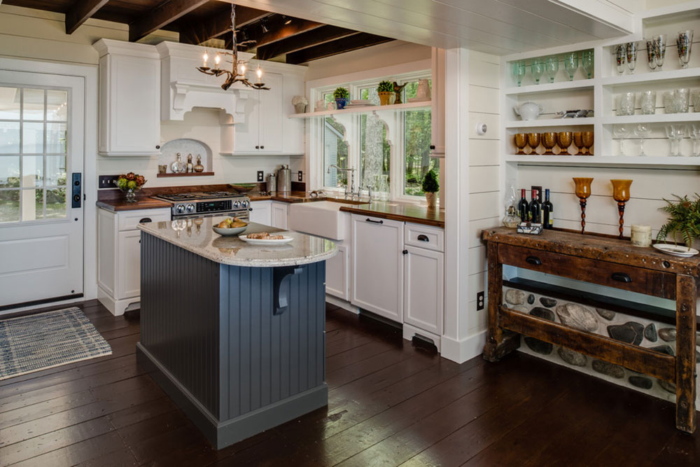 Cottage-style-kitchen-designs-easy-to-get 2 cottage-style kitchen designs