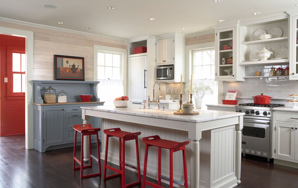 Cottage-Style-Kitchen-Designs-Easy-to-Obtain 4 Cottage-Style Kitchen Designs