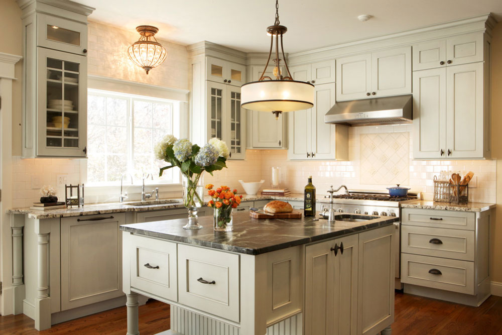 Cottage-Style-Kitchen-Designs-Easy-to-Obtain 5 Cottage-Style Kitchen Designs