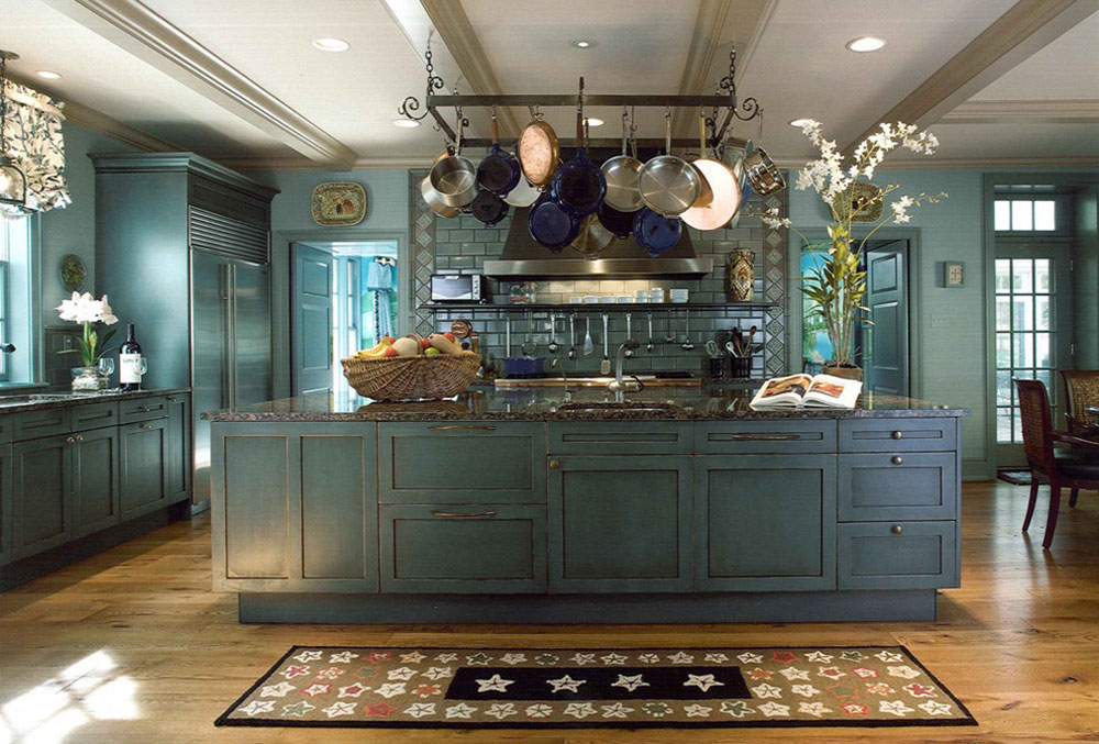 Cottage-Style-Kitchen-Designs-Easy-To-Tain13 Cottage Style Kitchen Designs