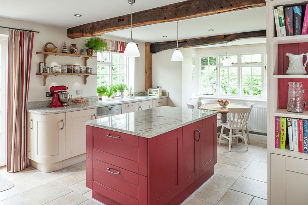 Cottage-style-kitchen-designs-easy-to-obtain 6 cottage-style kitchen designs