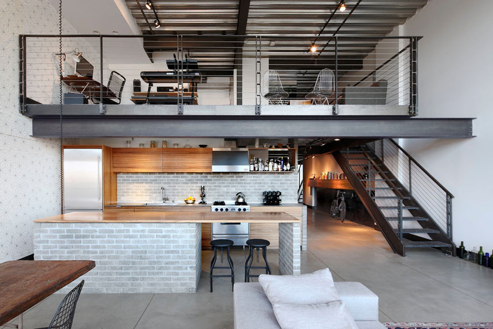 Useful tips for designing a loft2 Useful tips for designing a loft