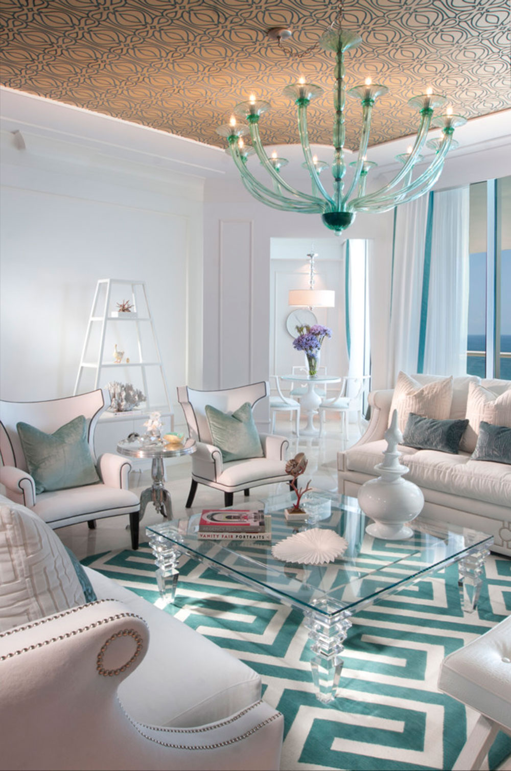 Turquoise-interior-design-is-always-a-good-idea6 Turquoise-interior design is always a good idea