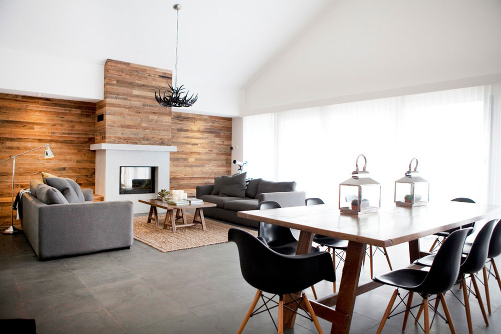 Combination of durable solutions with home decor trends1 Combination of durable solutions with home decor trends