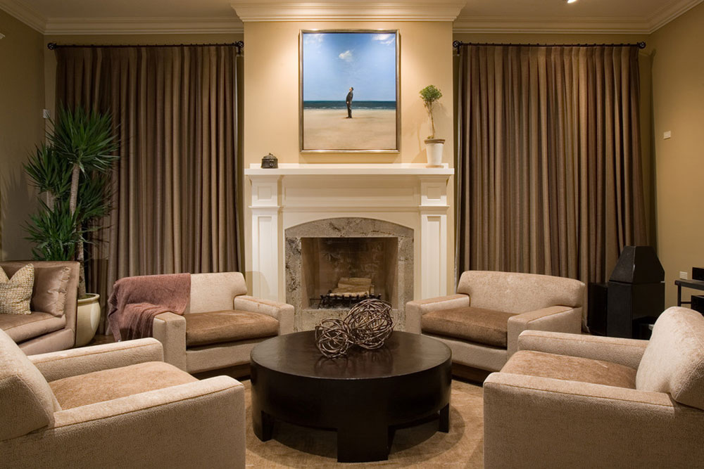 Decorating to create a focal point should be natural14 Decorating to create a focal point should be natural