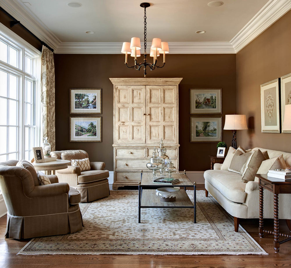 Brown-interior-design-is-impressive-for-hosts-and-guests1 Brown Interior Design is-impressive-for hosts and guests