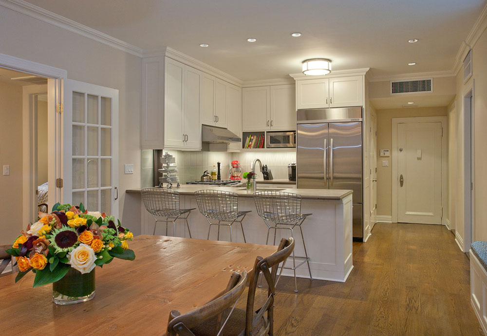 How to Make a Small Kitchen Bigger in Your Beautiful Home How to Make a Small Kitchen Bigger in Your Beautiful Home