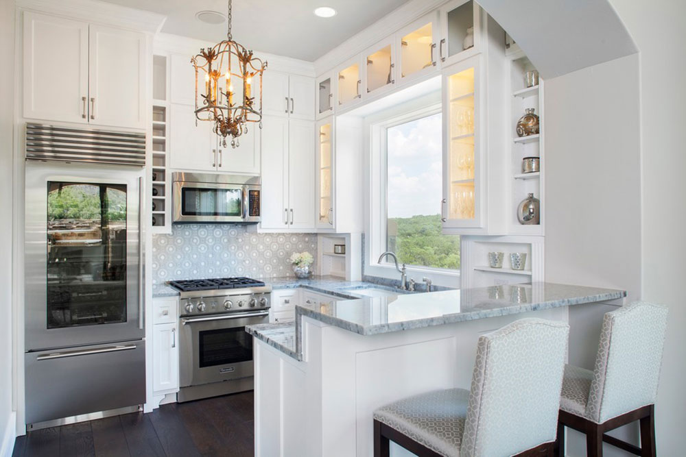 How to Make a Small Kitchen That Feel Bigger in Your Beautiful Home6 How to Make a Small Kitchen Bigger in Your Beautiful Home