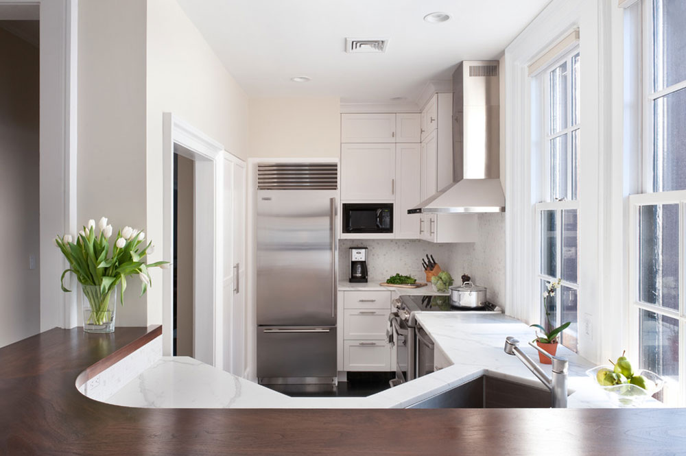 How to Make a Small Kitchen That Feel Bigger in Your Beautiful Home2 How to Make a Small Kitchen Bigger in Your Beautiful Home