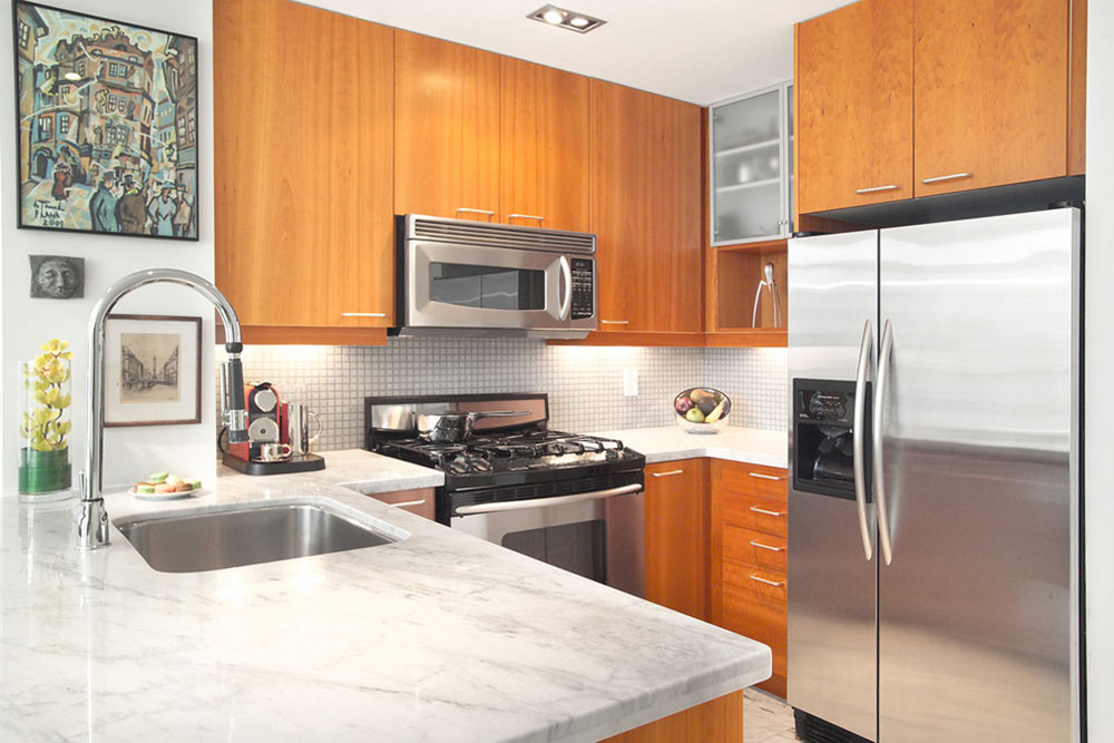 How To Make A Small Kitchen That Feel Bigger In Your Beautiful Home4 How To Make A Small Kitchen In Your Beautiful Home Bigger