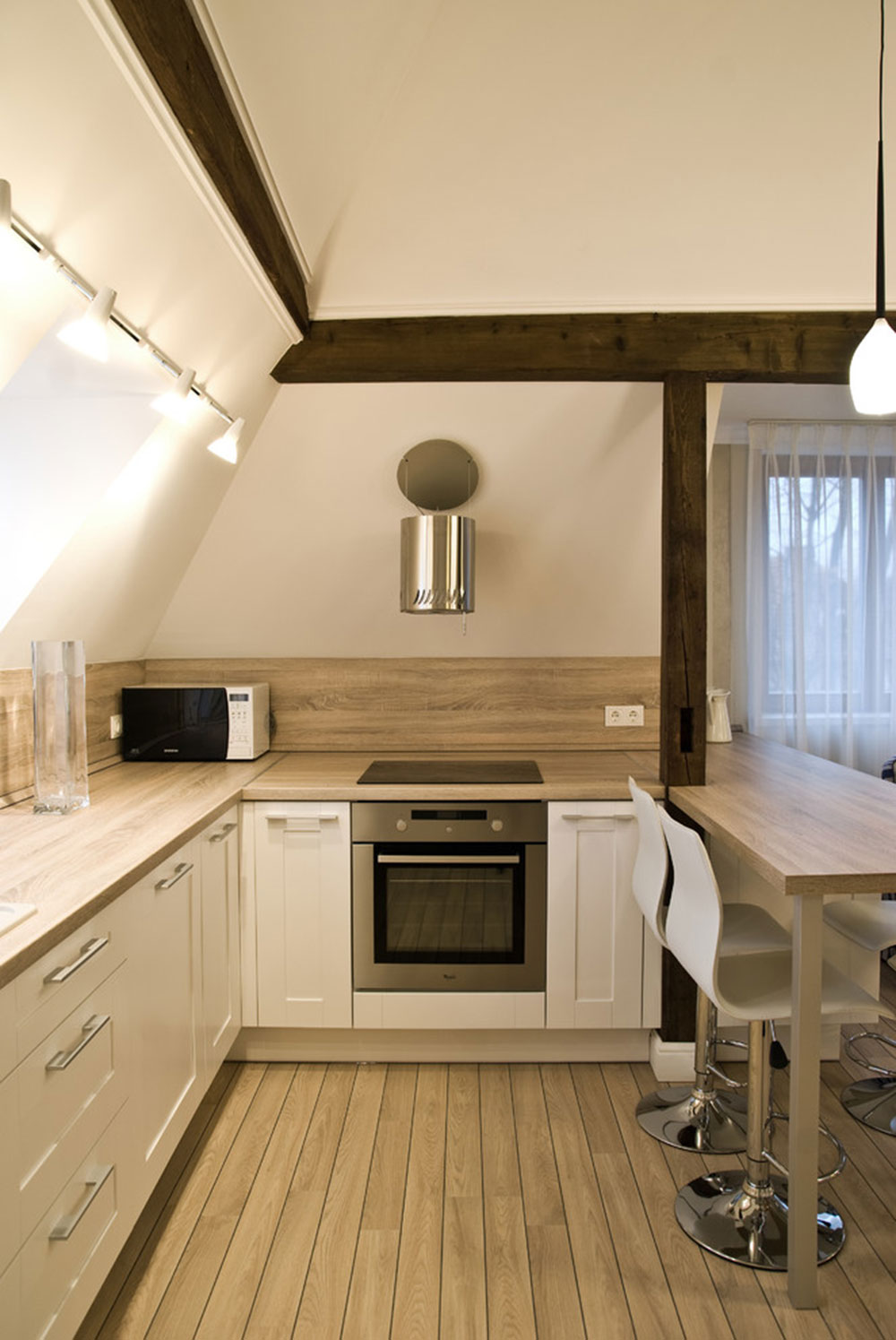 How To Make A Small Kitchen That Feel Bigger In Your Beautiful Home9 How To Make A Small Kitchen In Your Beautiful Home