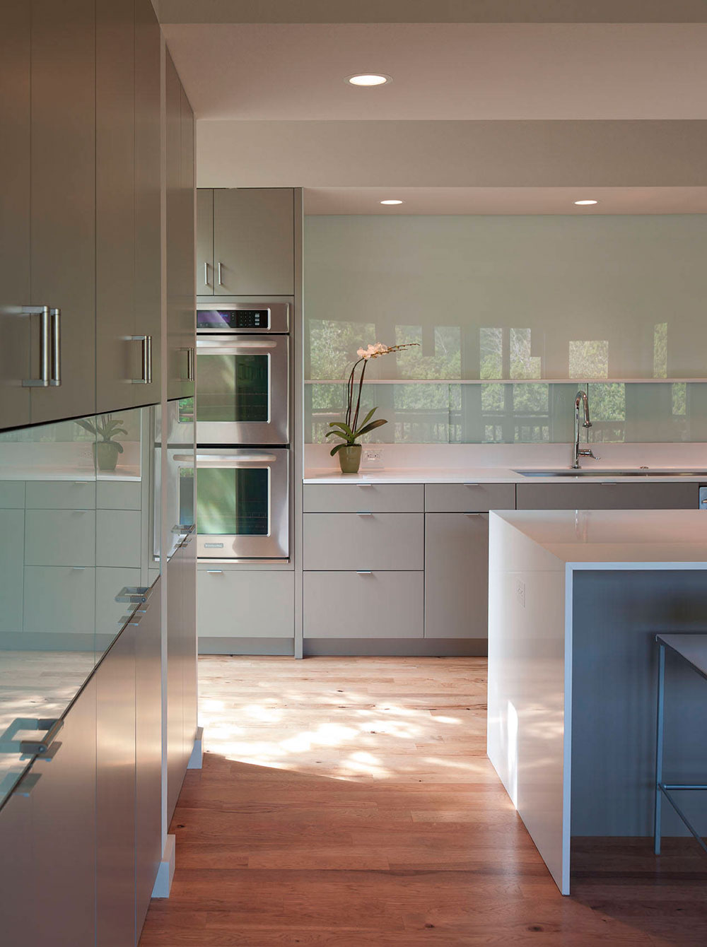 Foxtree Cove Webber Studio Architects Modern interior design styles