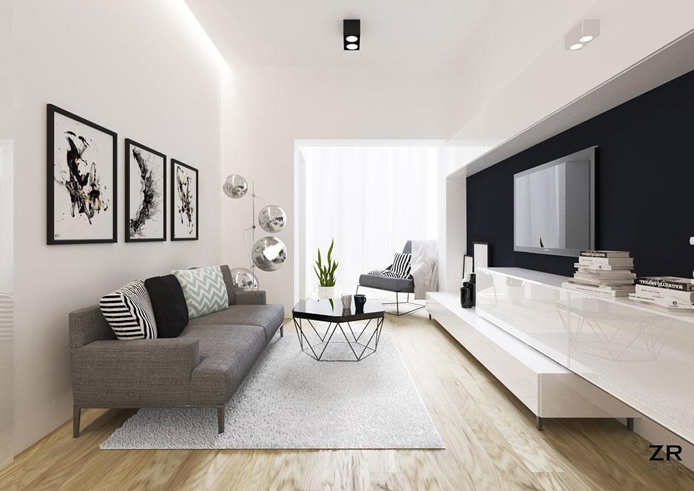 Alsemberg-ZR-Architekten Modern interior design styles