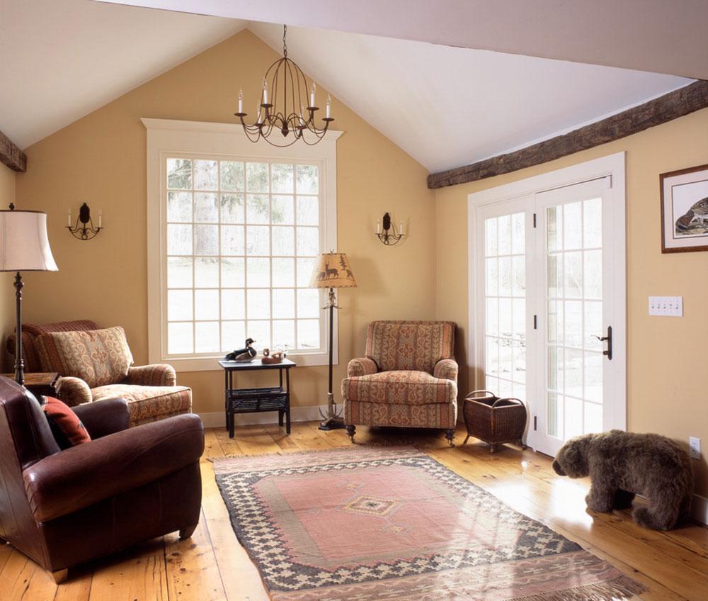 Farmhouse-Interior-Design-Style-Focus-On-Aesthetics4 Farmhouse Interior Design style focuses on aesthetics