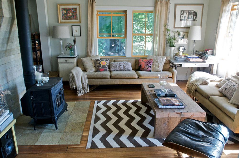 Farmhouse-Interior-Design-Style-Focus-On-Aesthetics6 Farmhouse Interior Design style focuses on aesthetics