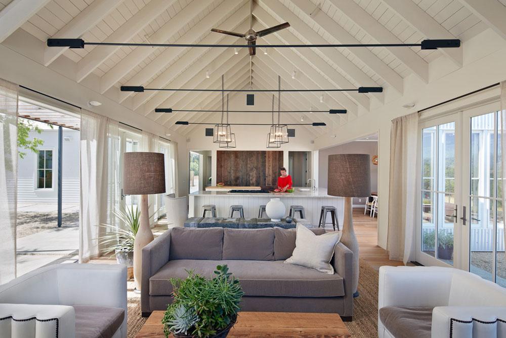 Farmhouse-Interior-Design-Style-Focus-On-Aesthetics8 Farmhouse Interior Design style focuses on aesthetics