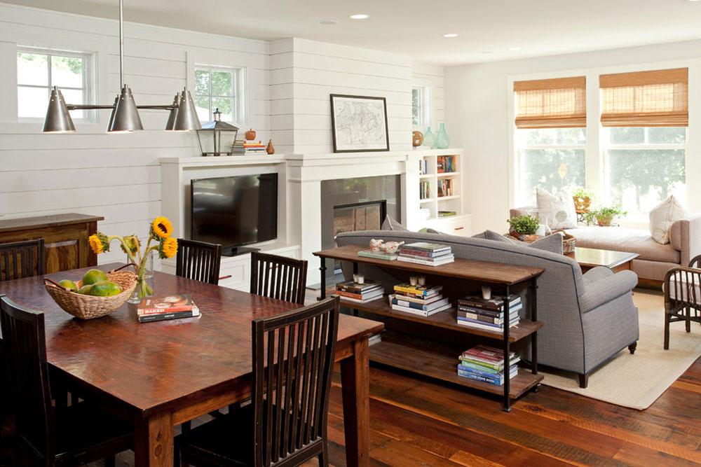 Farmhouse-Interior-Design-Style-Focus-On-Aesthetics7 Farmhouse Interior Design style focuses on aesthetics