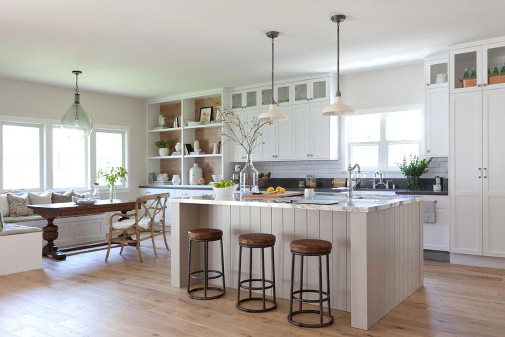 Farmhouse-Interior-Design-Style-Focus-On-Aesthetics14 Farmhouse Interior Design style focuses on aesthetics
