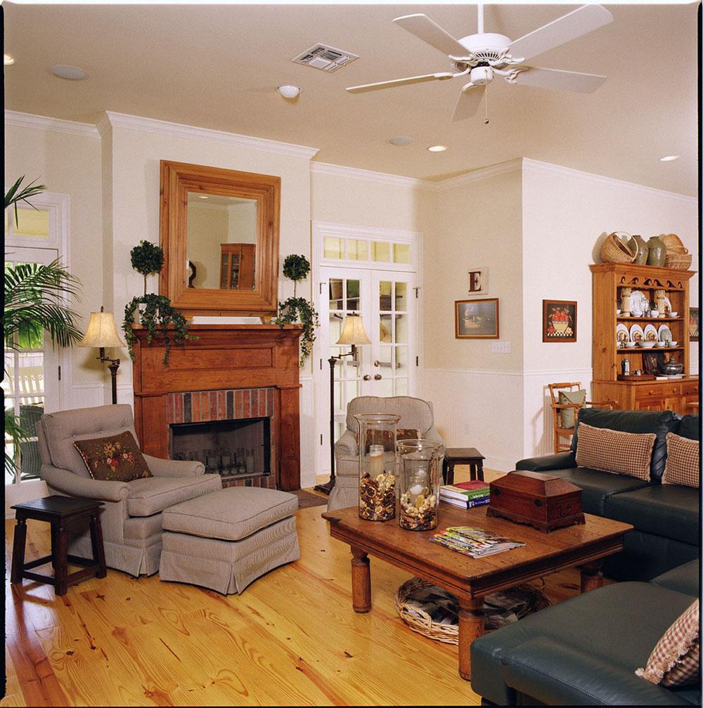 Farmhouse-Interior-Design-Style-Focus-On-Aesthetics10 Farmhouse Interior Design style focuses on aesthetics