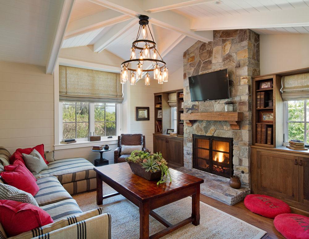 Farmhouse-Interior-Design-Style-Focus-On-Aesthetics13 Farmhouse Interior Design style focuses on aesthetics