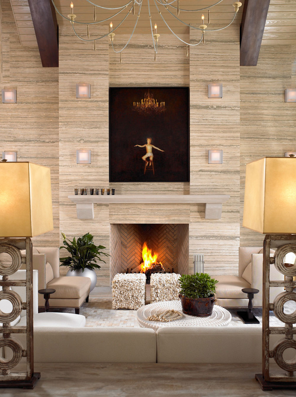 Fireplace covering-decoration-ideas-for-a-cozy-home4 fireplace covering-decoration ideas for a cozy home