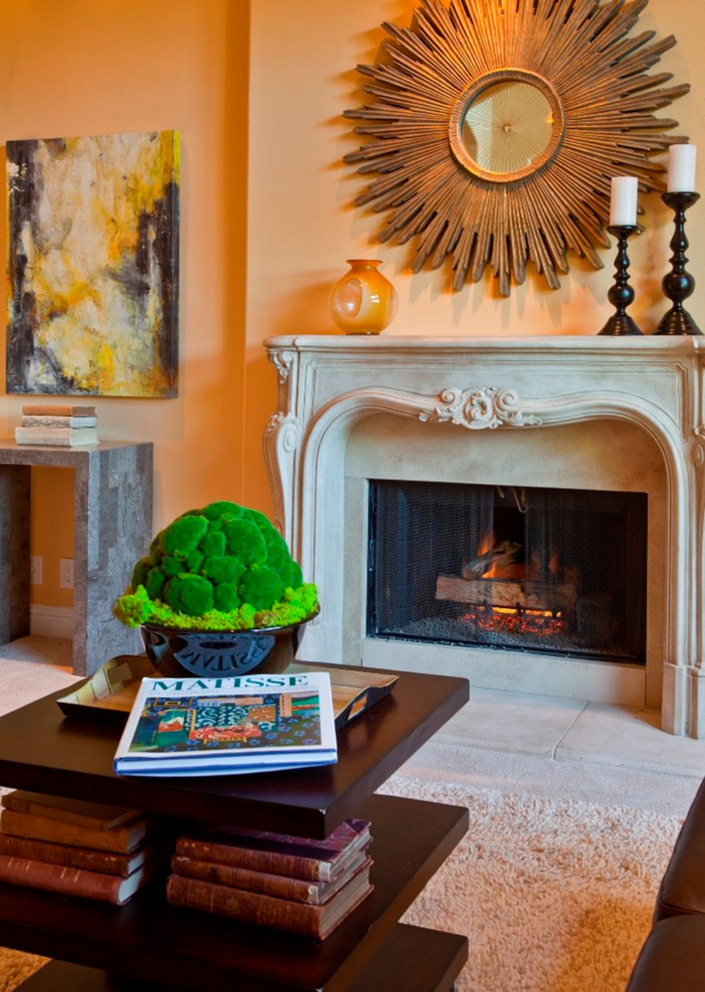 Fireplace mantle decoration ideas for a cozy home 8 fireplace mantle decoration ideas for a cozy home