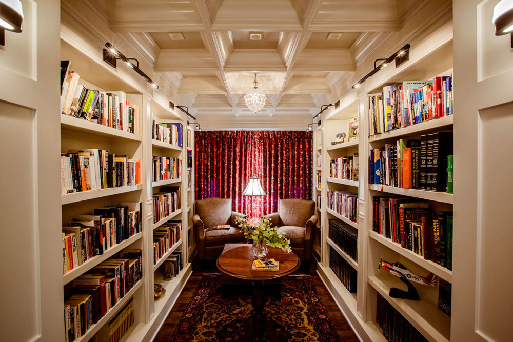 Creating a Home Library Design Makes for a Relaxing Room3 Creating a Home Library Design Makes for a Relaxing Room