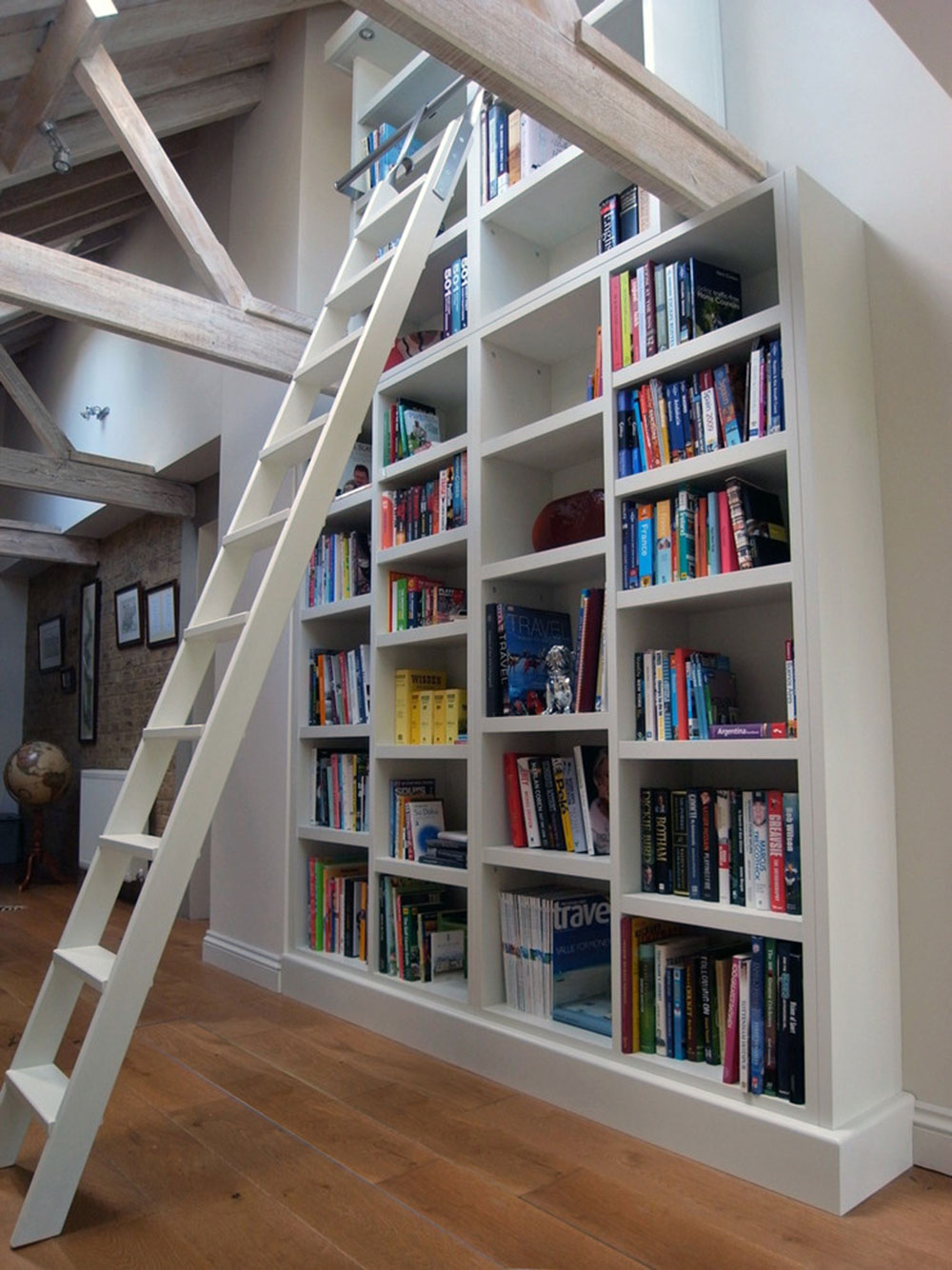 Creating a Home Library Design Makes for a Relaxing Space2 Creating a Home Library Design makes for a relaxing space