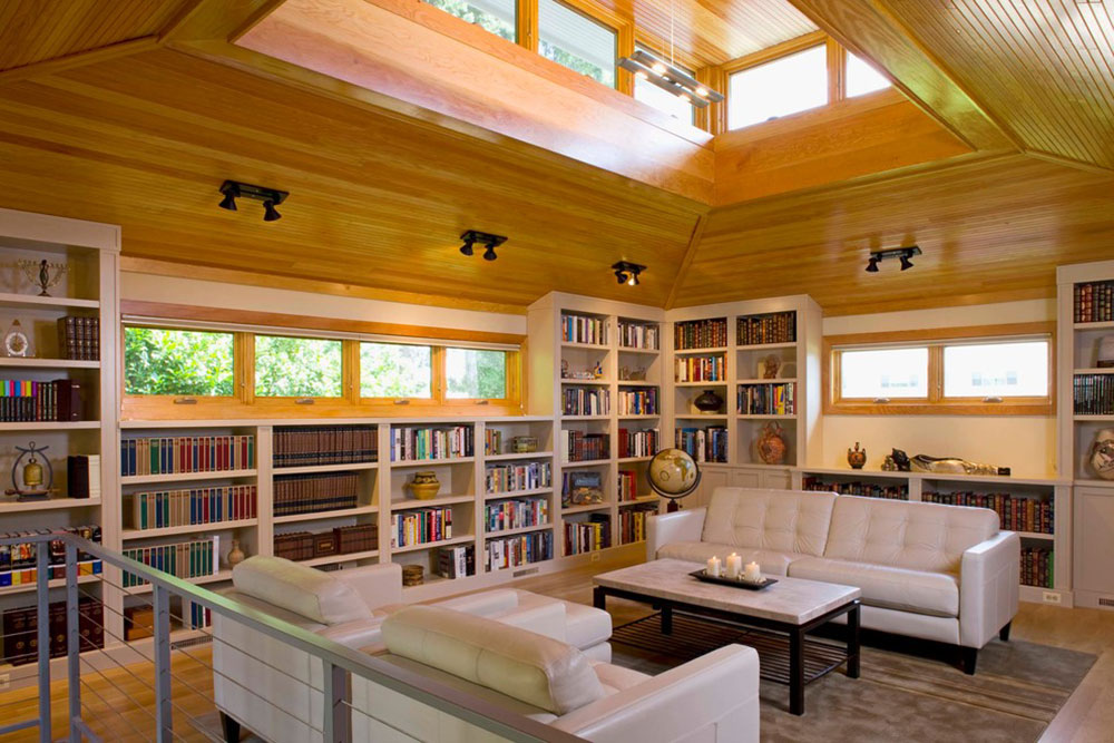 Creating a Home Library Design Makes for a Relaxing Space4 Creating a Home Library Design makes for a relaxing space