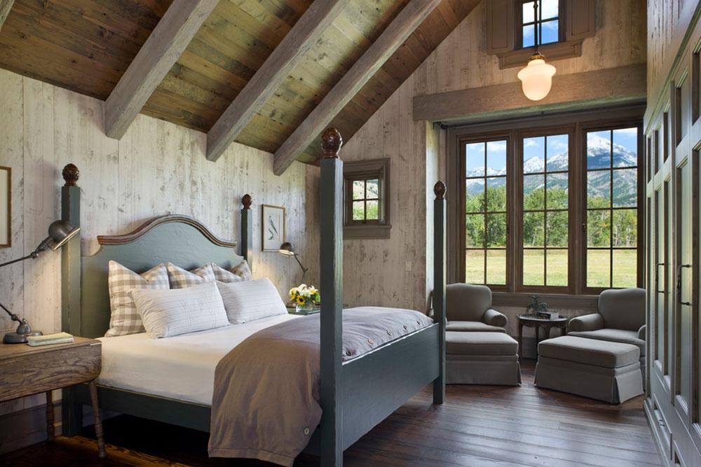Rustic-Bedroom-Design-Ideas-That-Exude-Comfort-14 Rustic-Bedroom-Design-Ideas-That-Exude Comfort